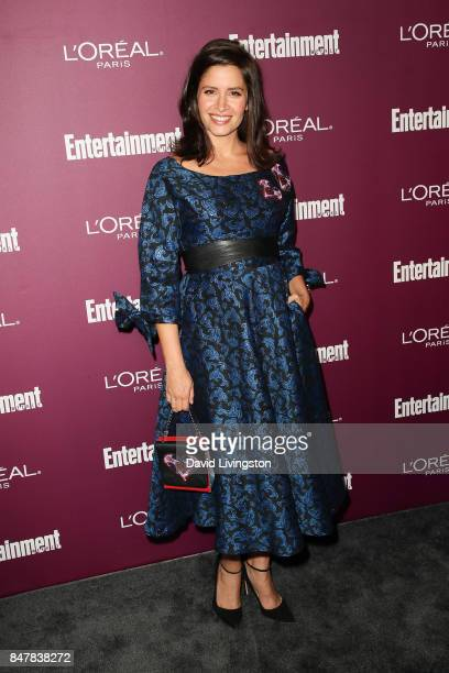 Mercedes Masohn attends the Entertainment Weekly's 2017 PreEmmy Party at the Sunset Tower Hotel on September 15 2017 in West Hollywood California
