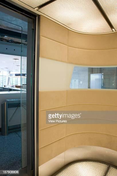 Mercedes Museum, Stuttgart, Germany, Architect Un Studio , Mercedes Museum Inside An Elevator Cabin.