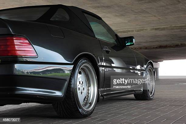 mercedes r129 - mercedes benz stock pictures, royalty-free photos & images