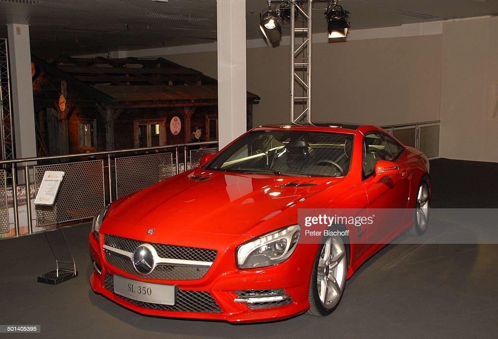 Bb Wiesbaden mercedes sl 350 auto gala 42 des sports rhein hallen