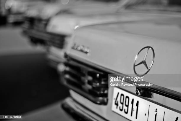 Mercedes, Taxis of Africa