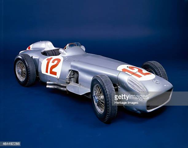 Mercedes W196 Juan Manuel Fangio drove a W196 during the 1954 World Drivers Championship