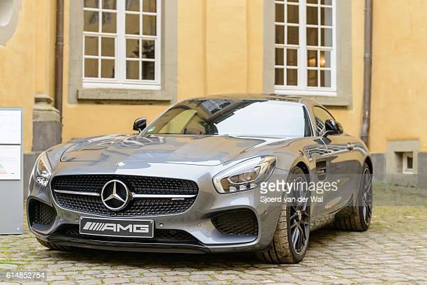 "mercedes-amg gt coupe sports car  - ""sjoerd van der wal"" fotografías e imágenes de stock"