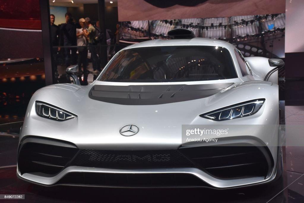 67th International Frankfurt Motor Show (IAA) : News Photo
