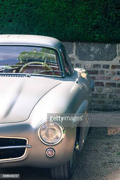 Mercedes-Benz 300SL Gullwing detail
