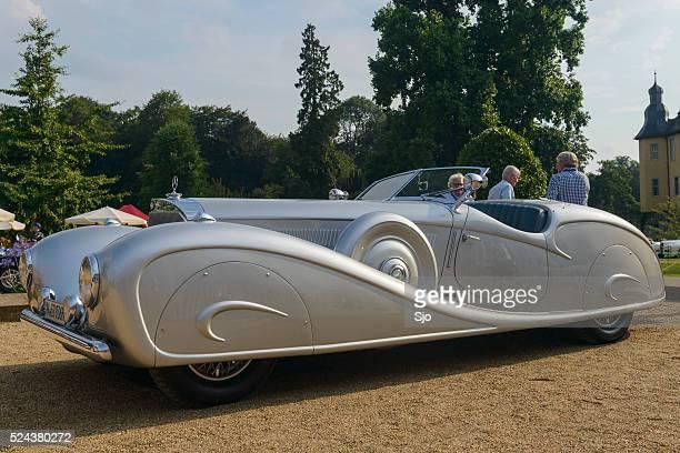 Mercedes-Benz 500K Roadster by Erdmann and Rossi 1935