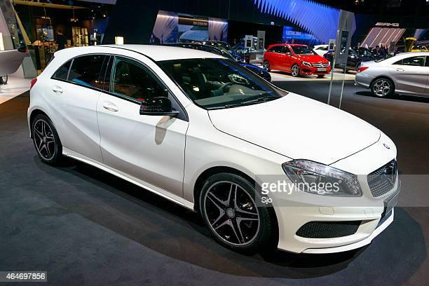 Mercedes-Benz-A-Klasse hatcback Auto