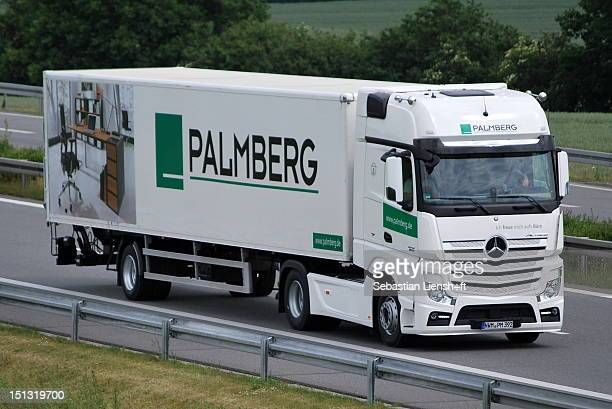 Mercedes-Benz Actros Gigaspace, Palmberg