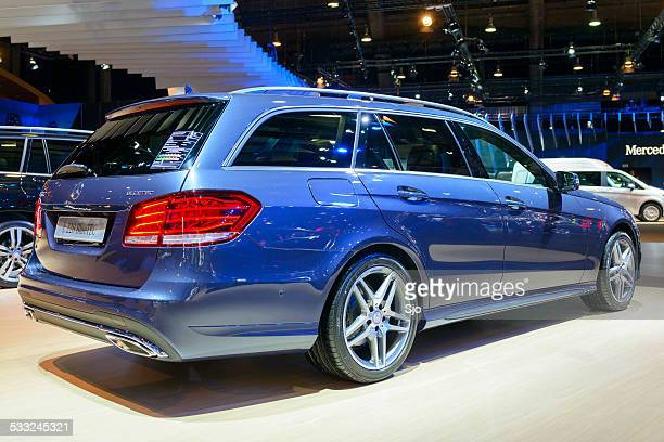 Mercedes-Benz E-Klasse Wagon E220 Bluetec