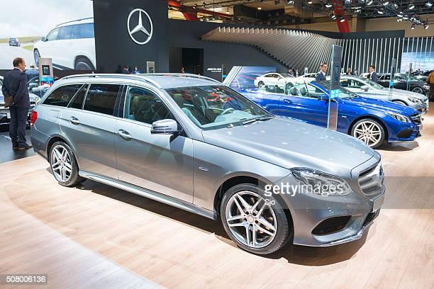 Mercedes-Benz E-Klasse Wagon