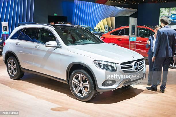 GLC-Mercedes-Benz Classe compacto SUV