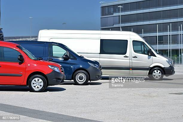 Mercedes-Benz LCV vehicles