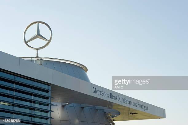Mercedes-Benz Niederlassung, Stuttgart