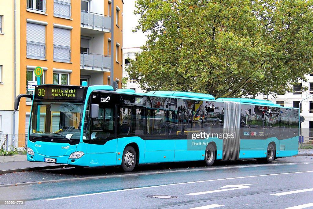 Mercedes-Benz O530 Citaro G : Stock Photo