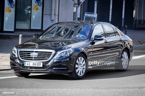 mercedes-benz s-class (w222) - 2013 - mercedes benz s class stock photos and pictures