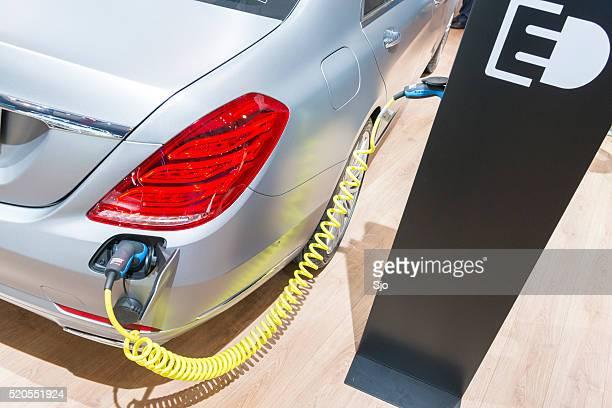 Mercedes-Benz S-Class S 500 e PLUG-IN HYBRID