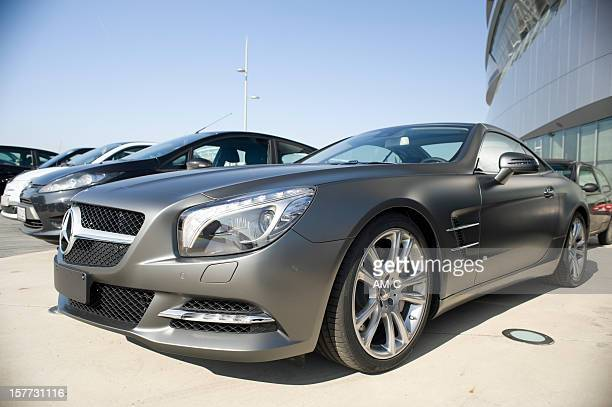 Luxury Car Emblems Stock Photos And Pictures Getty Images
