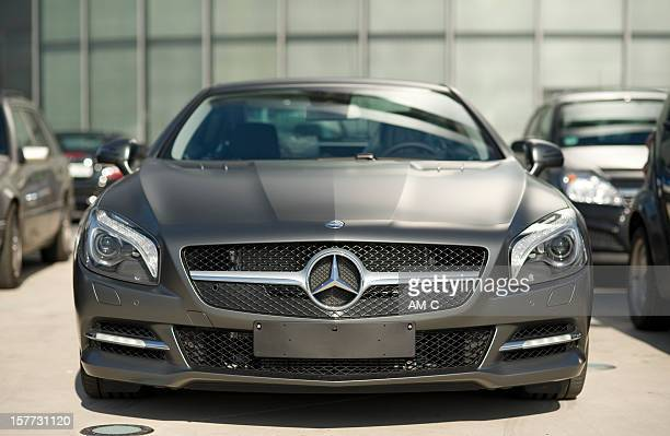 mercedes-benz sl 500 - mercedes stock photos and pictures