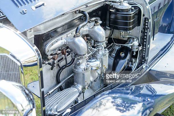 "mercedes-benz ssk sport engine - ""sjoerd van der wal"" ストックフォトと画像"