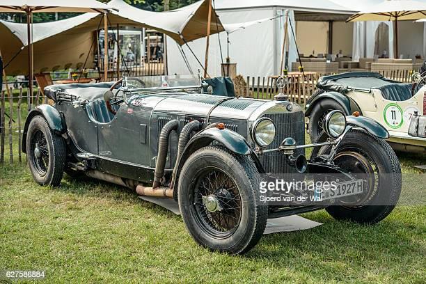 "mercedes-benz ssk sports roadster - ""sjoerd van der wal"" stock pictures, royalty-free photos & images"