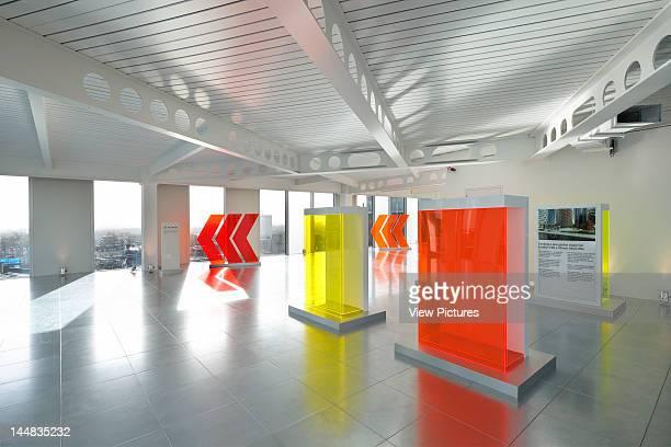 5 Merchant Square Marketing Suite Installation Merchant Square Paddington London W2 United Kingdom Architect Mossessian And Partners Concept...