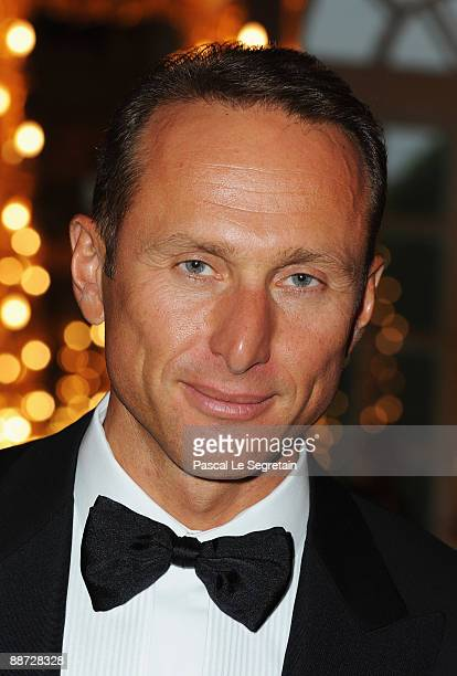 Mercury Group President Igor Kesaev attends the Montblanc White Nights Festival Mariinsky Ball at Catherine Palace on June 27 2009 in St Petersburg...