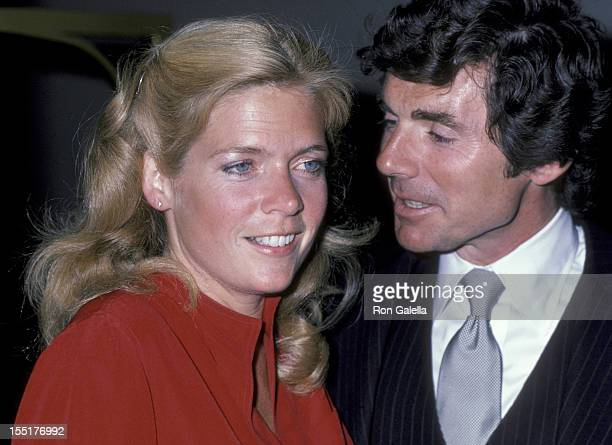 Meredith Baxter and actor David Birney attend National Drug Awareness Chaim Benefit Convention on April 26 1982 at the Century Plaza Hotel in Century...