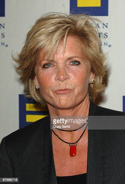 Meredith Baxter arrives at the HRC Los Angeles Dinner And Awards Gala at Hyatt Regency Century Plaza on March 13 2010 in Century City California