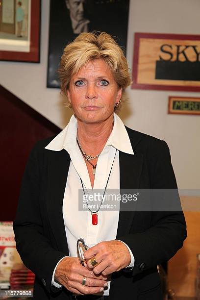 Meredith Baxter attends the book signing for Untied A Memoir Of Family Fame And Floundering at Skylight Books on June 9 2011 in Los Angeles California