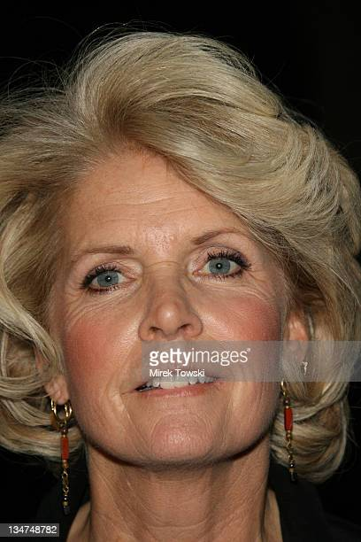 Meredith Baxter during Vagina Monologues Play Opening at The Wilshire Ebell Theatre of Los Angeles in Los Angeles California United States