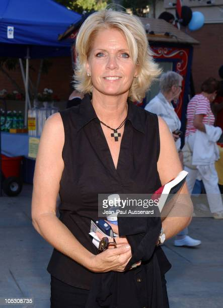 Meredith Baxter during WeSparkle Night Take III to Benefit weSpark Cancer Support Center at Gindi Theater in Los Angeles California United States