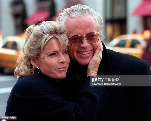 Meredith Baxter with Husband Michael Blodgett