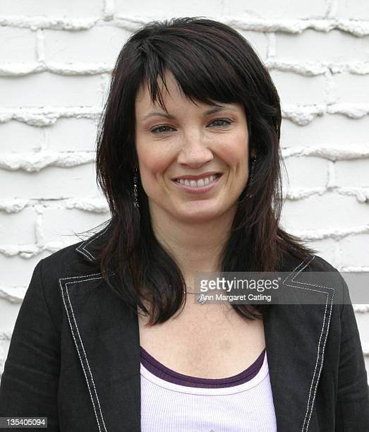 Meredith Brooks during HOT MOM'S CLUB Book Launch Party at Nana's Garden in Los Angeles California United States