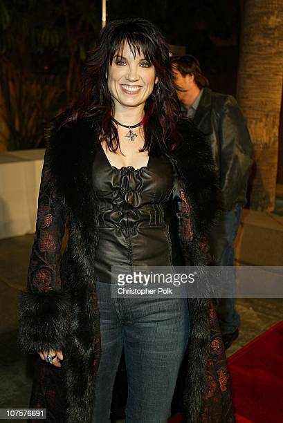 Meredith Brooks during Melissa Etheridge Liveand Alone Movie Premiere at The Egyptian Theater in Hollywood