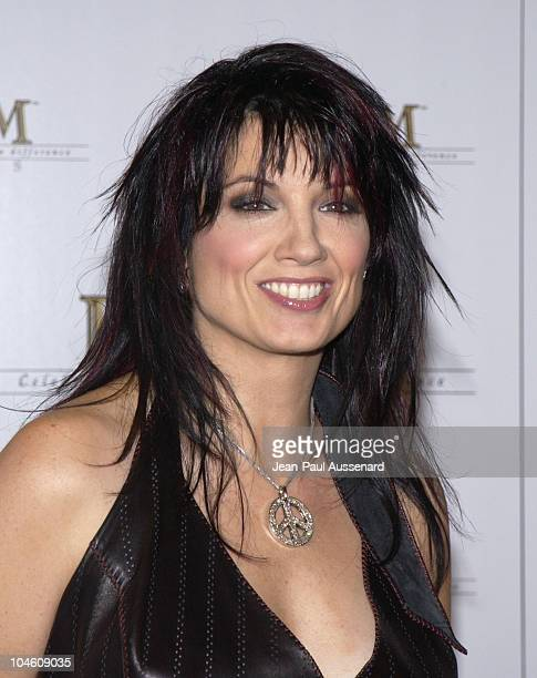 Meredith Brooks during The 6th Annual Prism Awards at CBS Television City in Los Angeles California United States