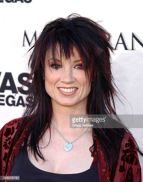 Meredith Brooks during VH1 Divas 2002 Arrivals at MGM Grand Arena in Las Vegas Nevada United States