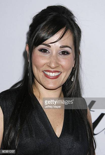 Meredith Eaton arrives at the NBC Universal Pictures and Focus Features Official After Party for the 66th Annual Golden Globe Awards at the Beverly...