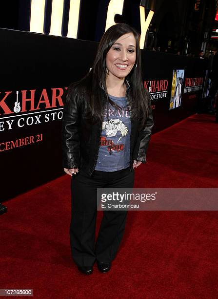 Meredith Eaton at the Los Angeles premiere of Walk Hard at Grauman's Chinese Theatre on December 12 2007 in Hollywood California