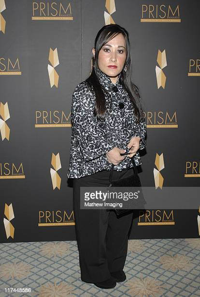 Meredith Eaton during The 11th Annual PRISM Awards - Arrivals at The Beverly Hills Hotel in Beverly Hills, California, United States.