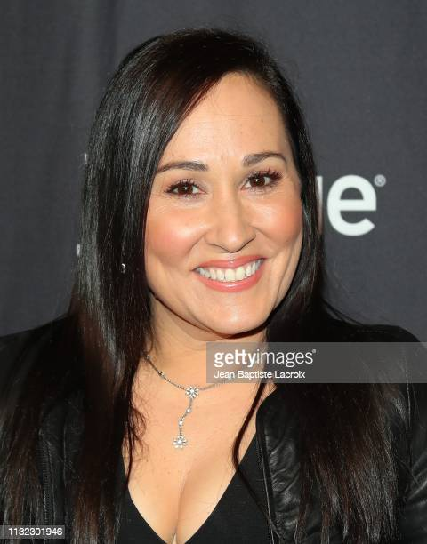 Meredith EatonGilden attends the Paley Center For Media's 2019 PaleyFest LA Hawaii Five0 MacGyver And Magnum PI held at the Dolby Theater on March 23...