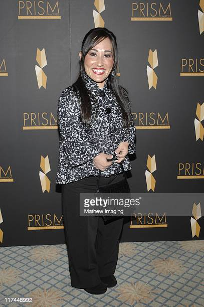 Meredith Eaton-Gilden during The 11th Annual PRISM Awards - Arrivals at The Beverly Hills Hotel in Beverly Hills, California, United States.