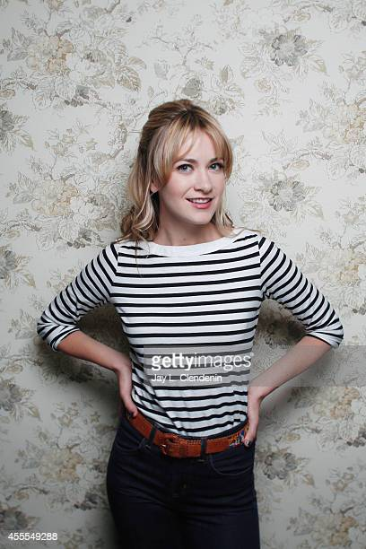 Meredith Hagner is photographed for Los Angeles Times on January 18 2014 in Park City Utah PUBLISHED IMAGE CREDIT MUST READ Jay L Clendenin/Los...