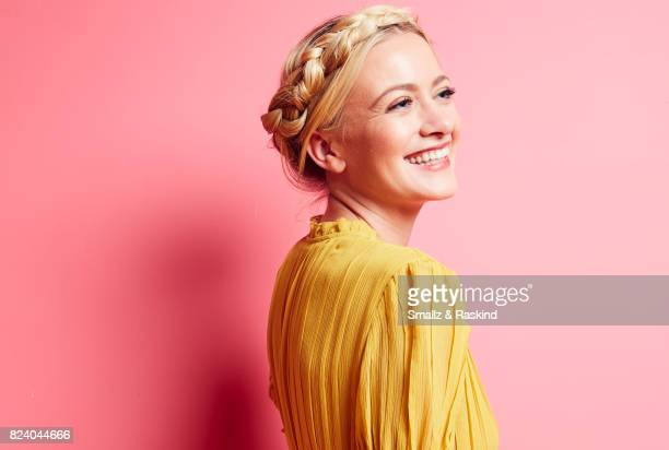 Meredith Hagner of Turner Networks 'TBS/Search Party' poses for a portrait during the 2017 Summer Television Critics Association Press Tour at The...
