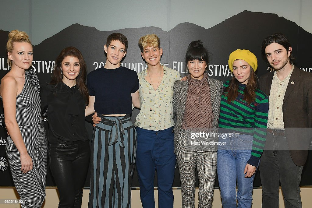 Short Form Episodic Showcase - 2017 Sundance Film Festival : News Photo