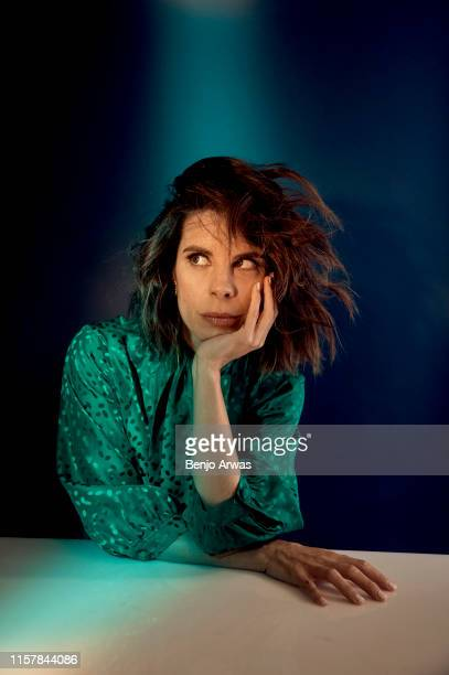 Meredith MacNeill of IFC's 'Baroness von Sketch Show' poses for a portrait during the 2019 Summer Television Critics Association Press Tour at The...