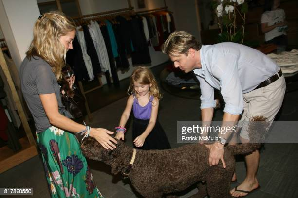 Meredith Melling Burke and Adam Lippes attend ADAM Loves Dogs at ADAM on September 25 2010 in New York
