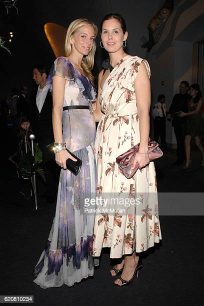 Meredith Melling Burke and Melissa Skoog attend THE AMERICAN MUSEUM OF NATURAL HISTORY Winter Dance Sponsored by ROBERTO CAVALLI at American Museum...