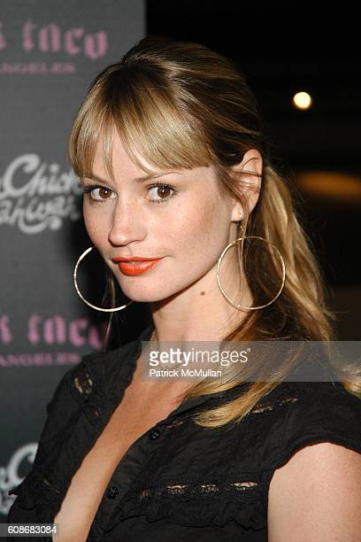 Meredith Monroe attends Harry Morton's Pink Taco Restaurant Celebrates the Opening of New Los Angeles Outpost at Pink Taco on June 28 2007 in Century...