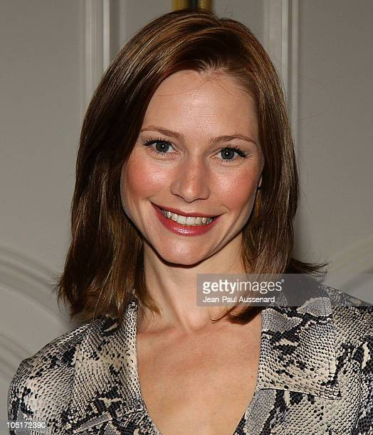 Meredith Monroe during Lupus LA and InStyle Present The Old Bags Lupus Luncheon at Beverly Hills Hotel in Beverly Hills California United States