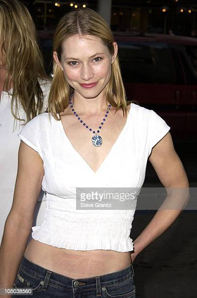 Meredith Monroe during Windtalkers Premiere at Grauman's Chinese Theatre in Hollywood California United States